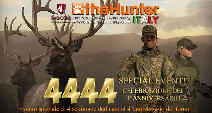 [CONCLUSA] 4444 Special Event - Competizioni ufficiali TheHunteritaly - Obsession Black II edizione  - Orso Nero - 4444_s11