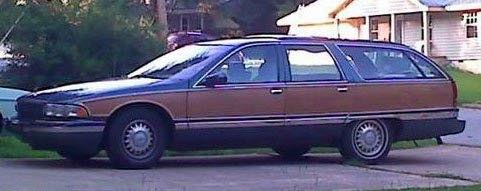 New to the Forum, but no where near new to longroofs Buick_10