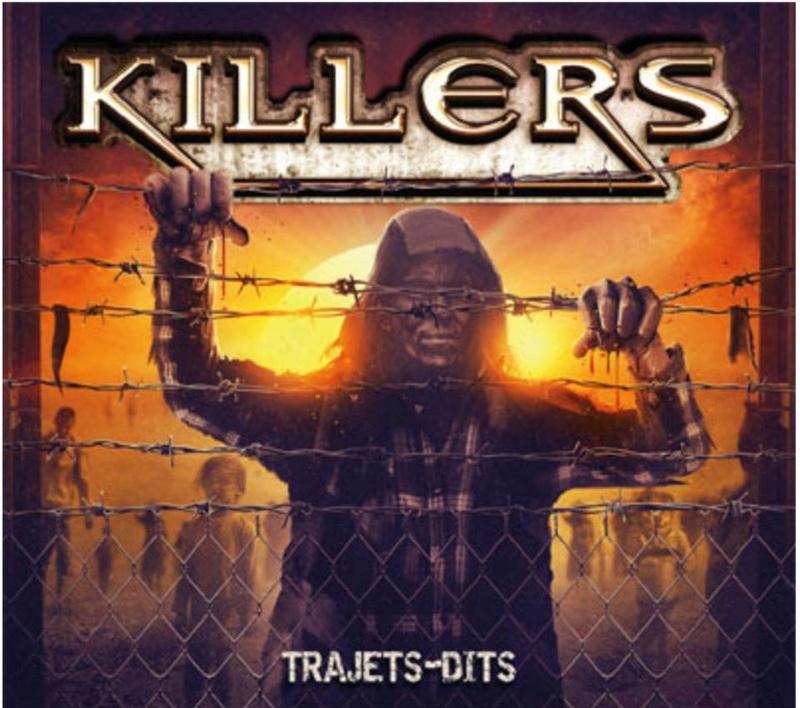 "KILLERS  ""Trajets'dits""  (DEC 2017) Killer10"