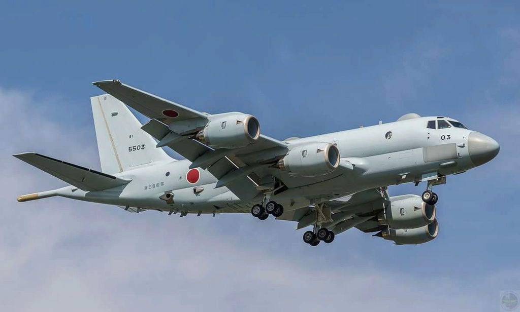 [Aviation maritime] Kawasaki P-1 - Page 2 Kawasa11