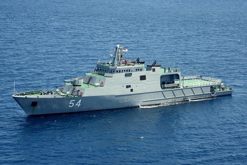Marine Birmane Myanma13