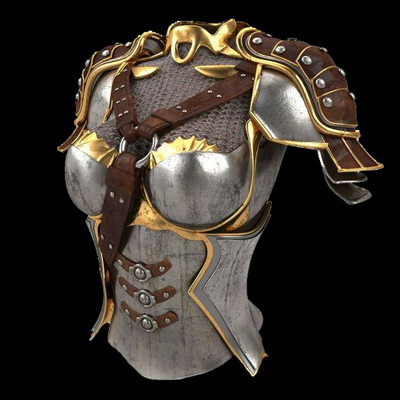 Les Artéfacts sacrés celtiques Armure11