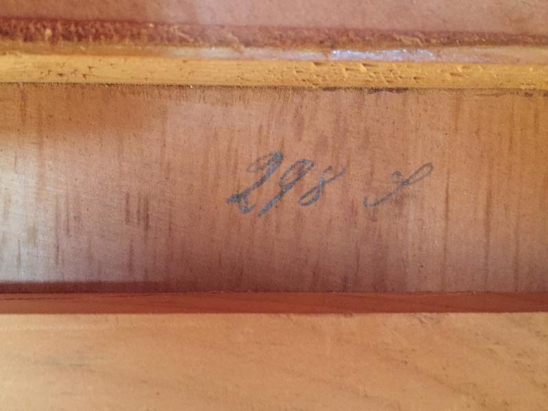 Harmonium pliant J.GEBHARDT 54770b10