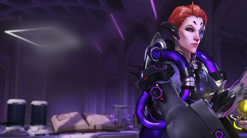 Guida agli Eroi di Overwatch Moira10