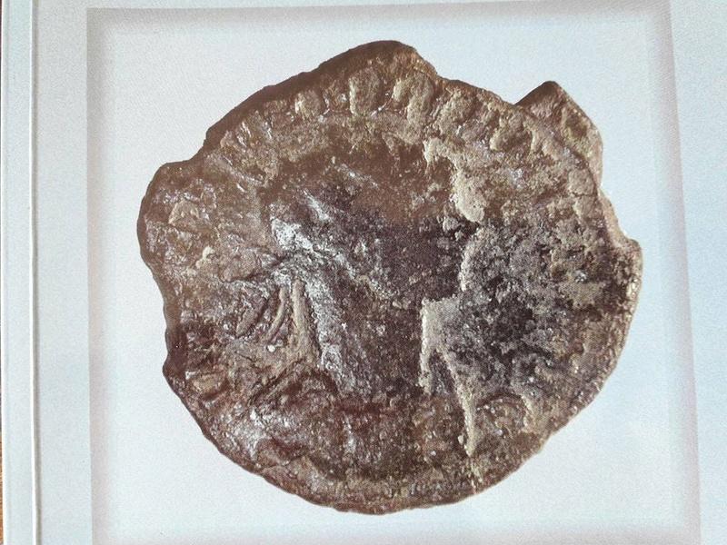 Antoniniano de Aureliano. Leblic11