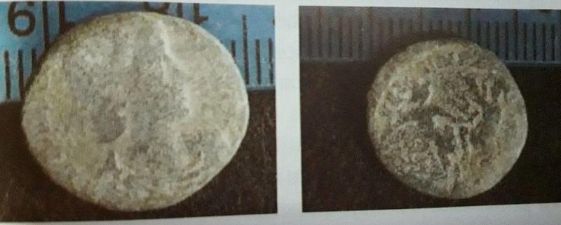 Antoniniano de Aureliano. Leblic13