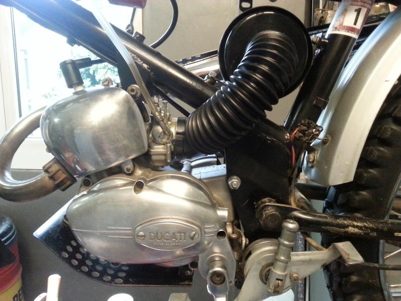 ducati - Ducati MT 50 TT Reparar 20171010