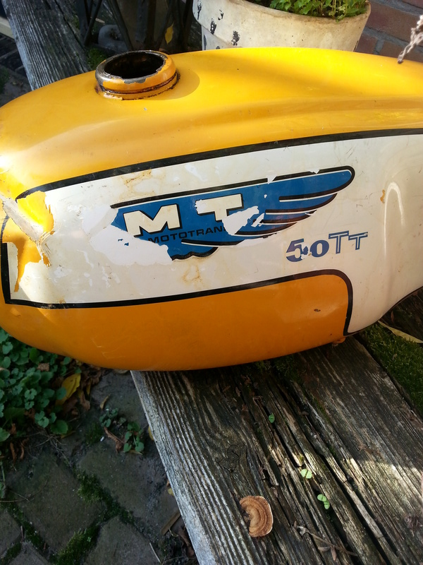 ducati - Ducati MT 50 TT Reparar Image111