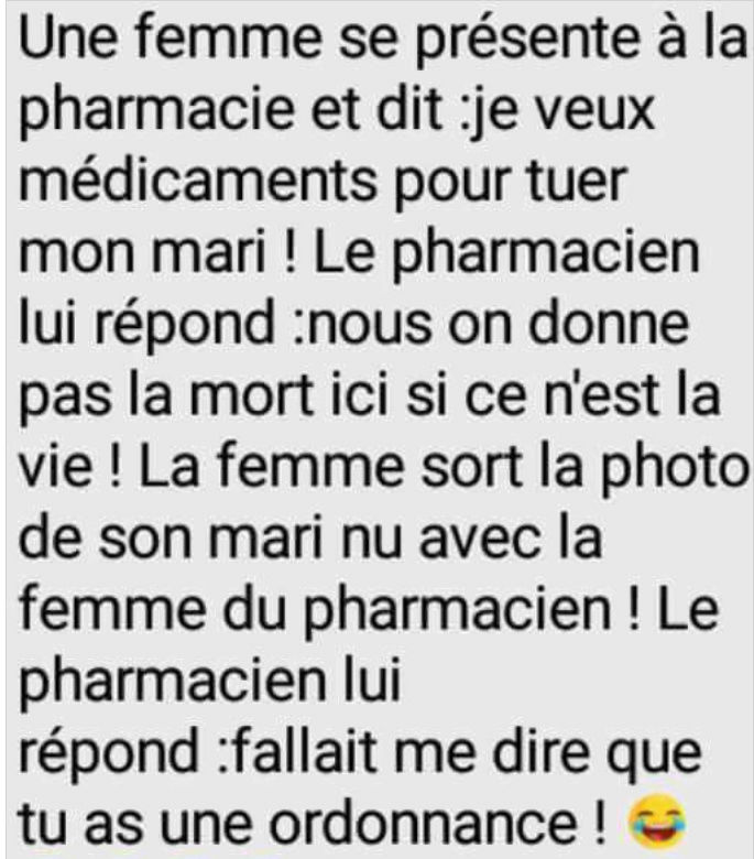 À la pharmacie Screen14