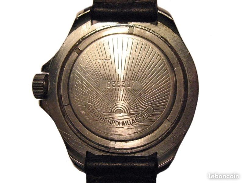 [Vérification] Besoin d'aide sur l'authenticité de 2 Vostoks 34611010