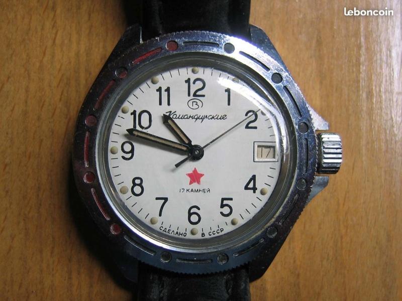 [Vérification] Besoin d'aide sur l'authenticité de 2 Vostoks 73d9f410