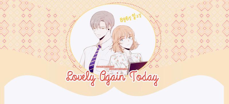 الفصل الثالث من مانهوا Lovely Again Today Oouo12