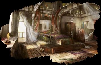 Le nid des tourtereaux : 15 Rue des Ateliers, quartier des mages, Hurlevent 85f49010