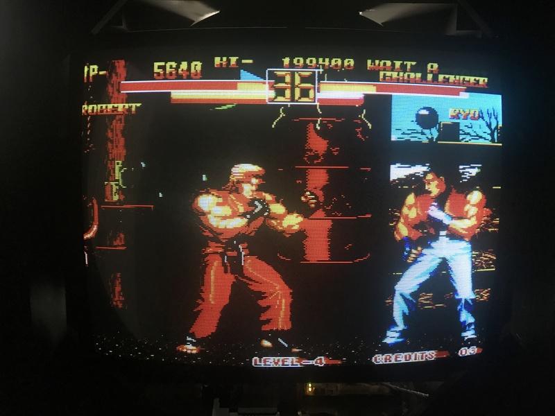 Probleme image Borne arcade EUROGAME sous slot mvs Img_7010