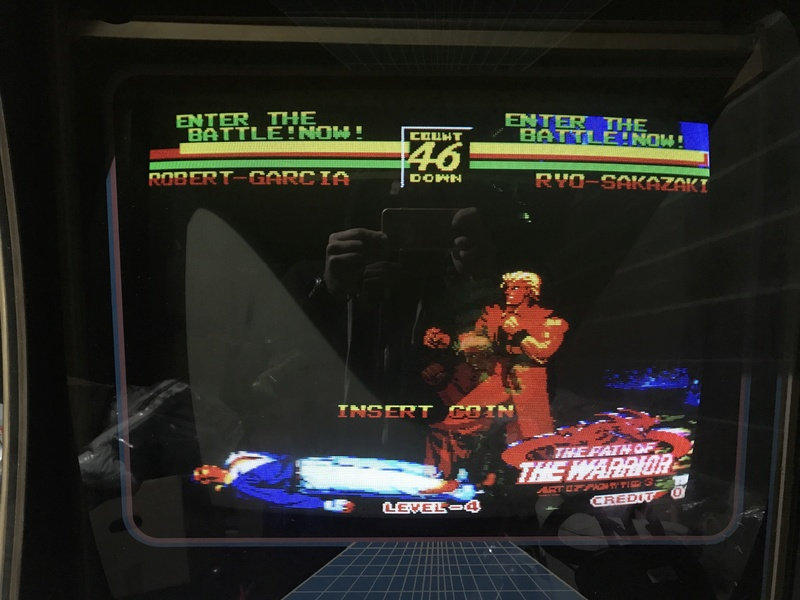 Probleme image Borne arcade EUROGAME sous slot mvs Img_7210