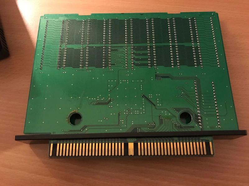 Message ERROR MVS sur slug 3 aes original  Be088f10