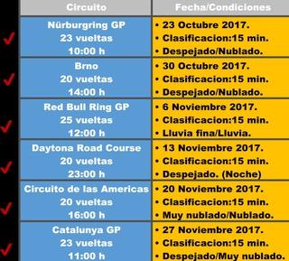 INSCRIPCION ABIERTA Y CALENDARIO Screen43