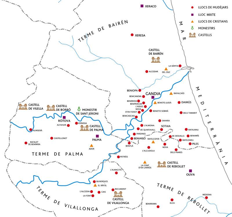 Mapas del Ducado Ducado10