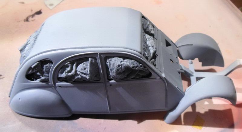 """Citroën 2CV (""""les voitures que j'ai conduites"""") Dscn0322"""