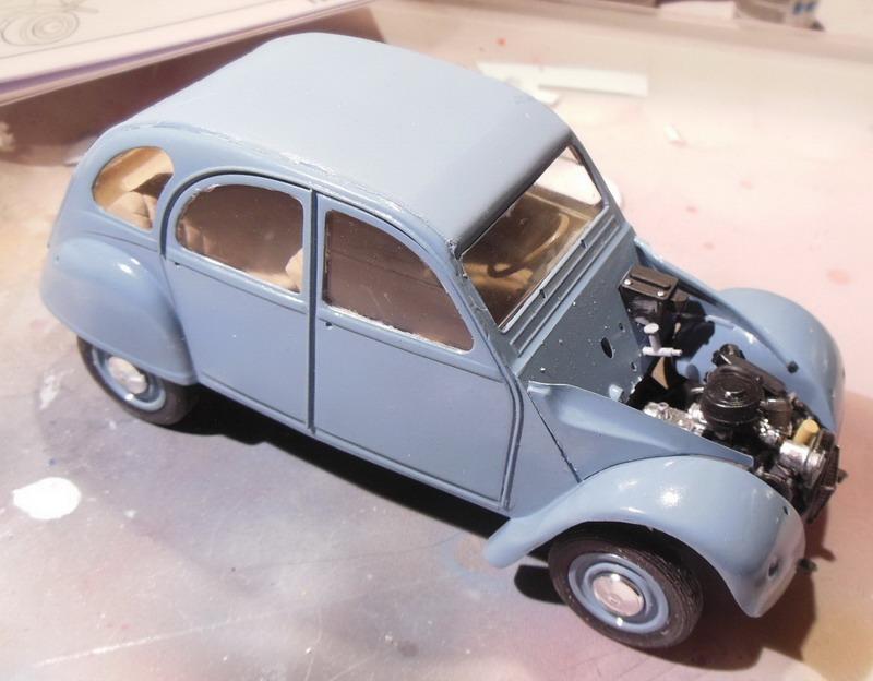 """Citroën 2CV (""""les voitures que j'ai conduites"""") Dscn0323"""
