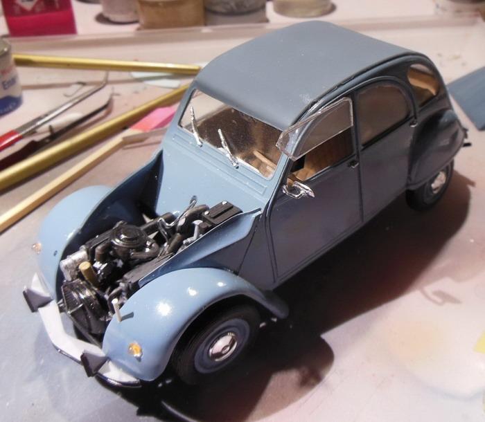 """Citroën 2CV (""""les voitures que j'ai conduites"""") Dscn0326"""