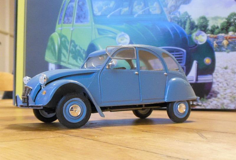 """Citroën 2CV (""""les voitures que j'ai conduites"""") Dscn0328"""