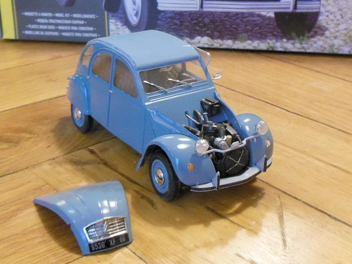 """Citroën 2CV (""""les voitures que j'ai conduites"""") Dscn0330"""