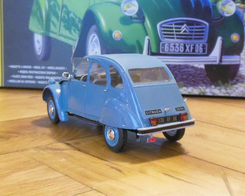 """Citroën 2CV (""""les voitures que j'ai conduites"""") Dscn0331"""
