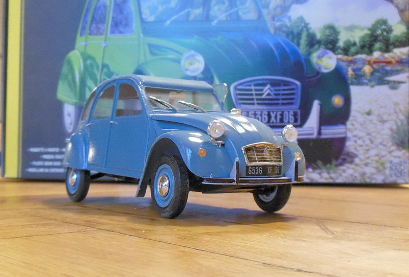 """Citroën 2CV (""""les voitures que j'ai conduites"""") Dscn0333"""