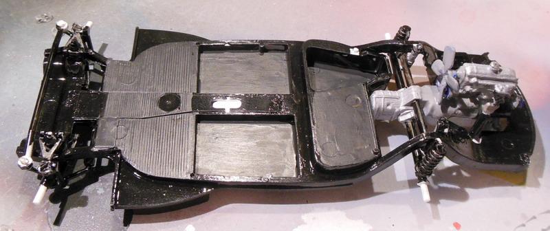 """Renault 4 cv """"pie"""" : la construction est terminée ! Dscn0338"""