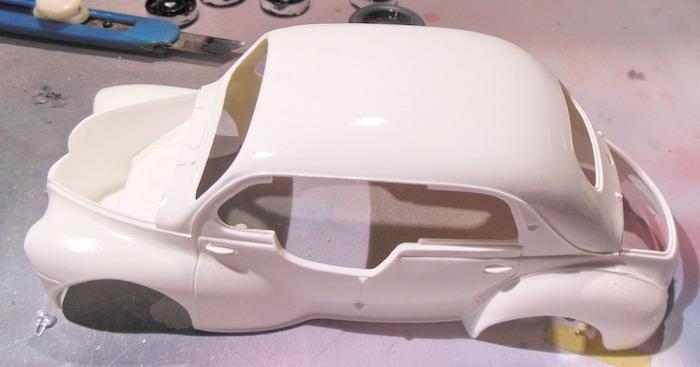 """Renault 4 cv """"pie"""" : la construction est terminée ! Dscn0339"""