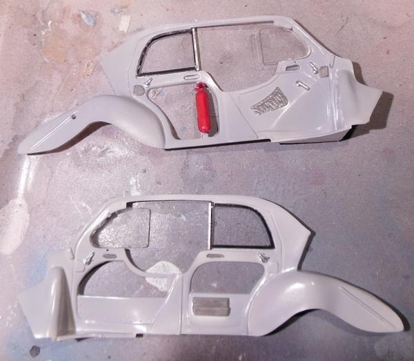 """Renault 4 cv """"pie"""" : la construction est terminée ! Dscn0340"""