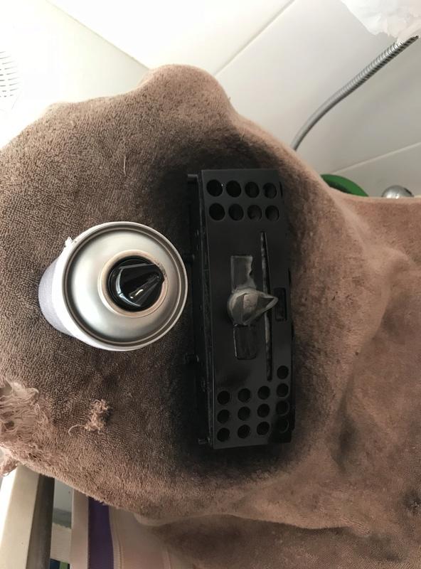 """Reparo dos botões do """"Dial"""" 5c846510"""