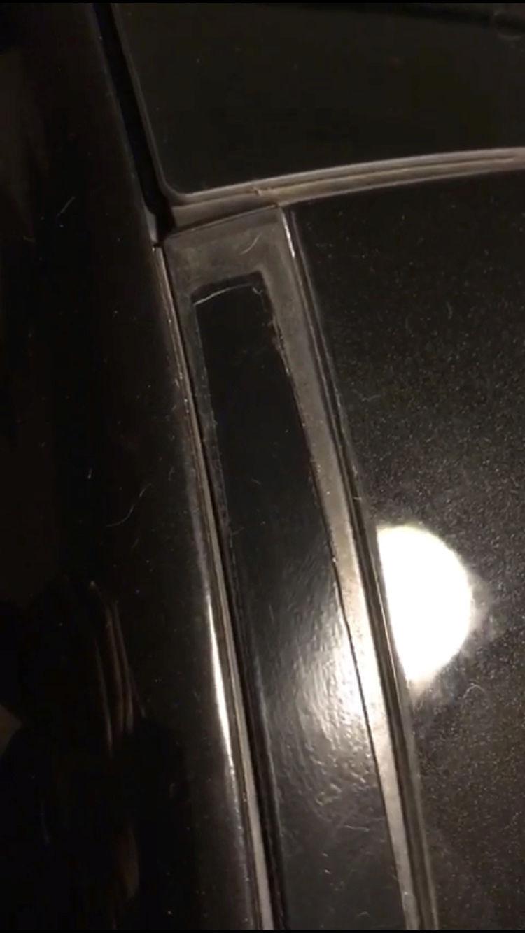 Recuperando borrachas do teto W204 200k 7c49e110
