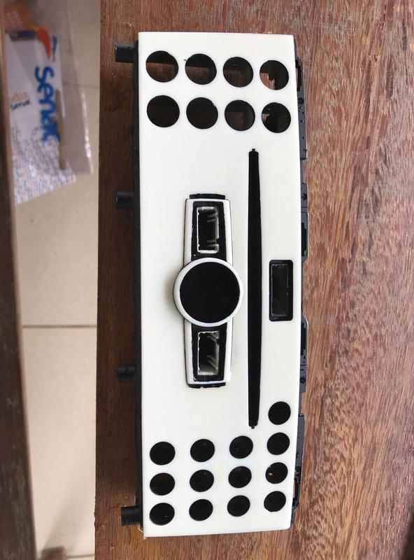 """Reparo dos botões do """"Dial"""" B3c7a110"""