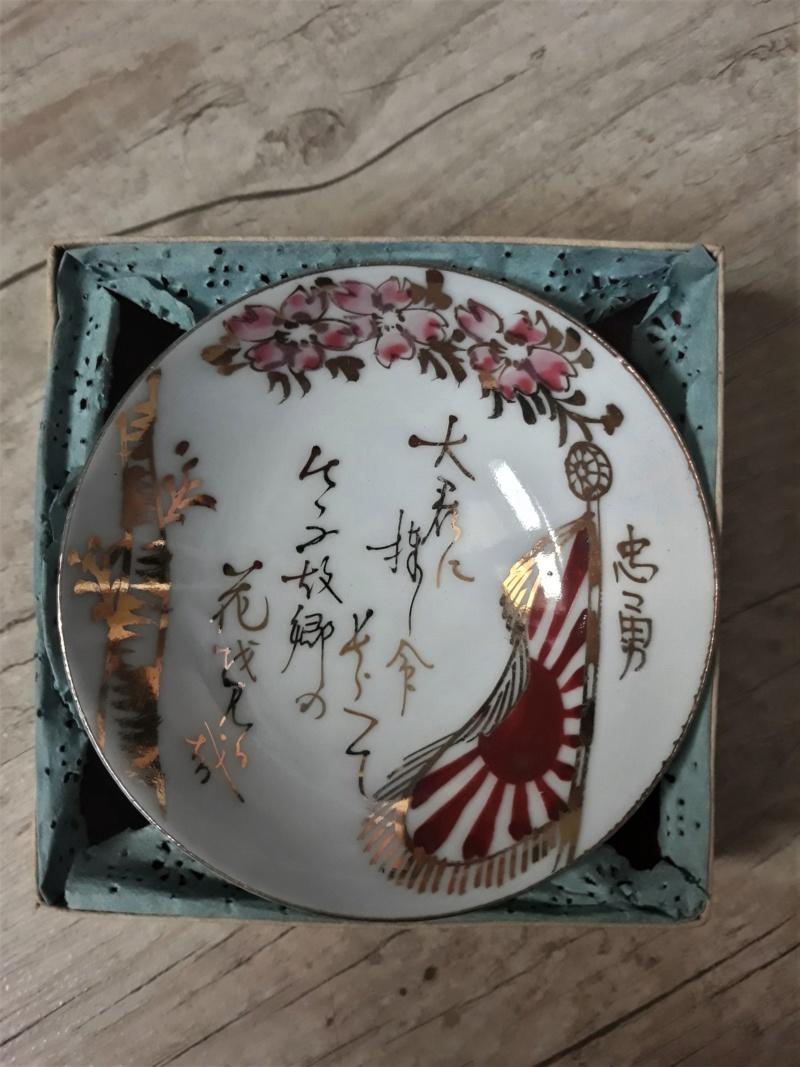 le saké dans l'armée japonaise et ses accessoires pendant la seconde guerre . 20191033