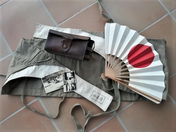un peu de matériel du fantassin japonais . 20191038