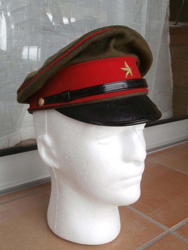 casquette sous-officier / troupe , Mr Suzuki P7220312