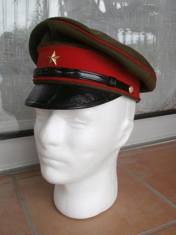 casquette sous-officier / troupe , Mr Suzuki P7220314