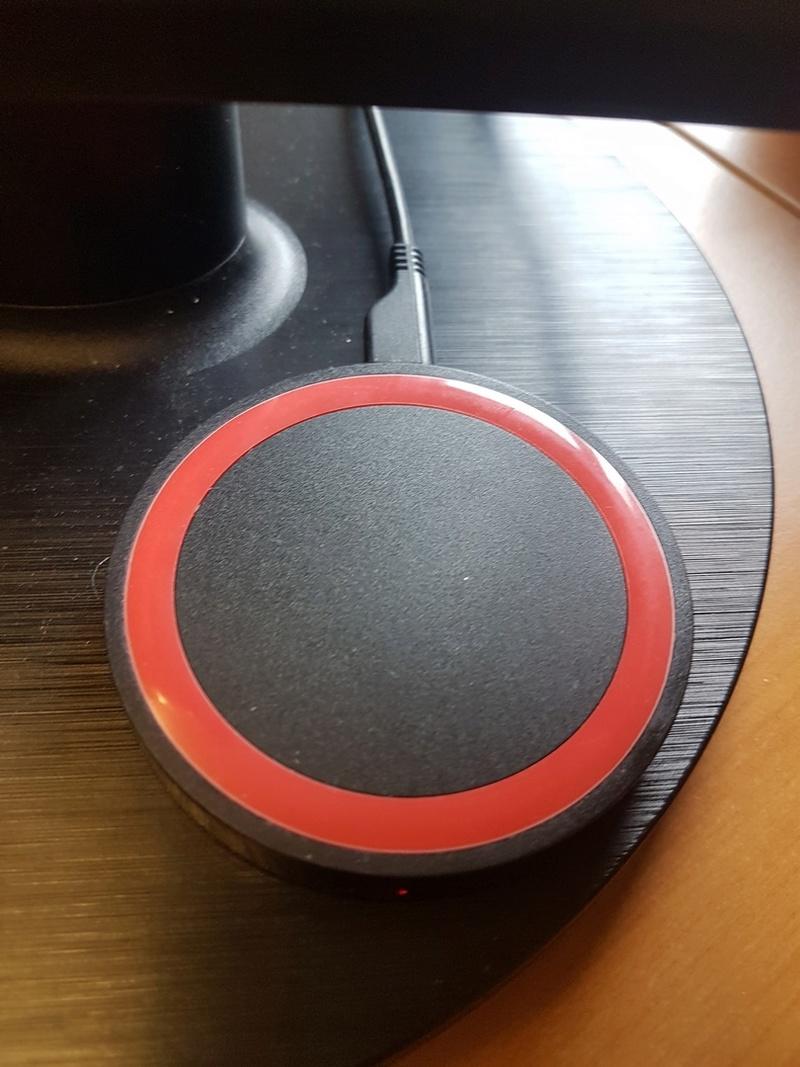 Problemi di ricarica wireless 20180310
