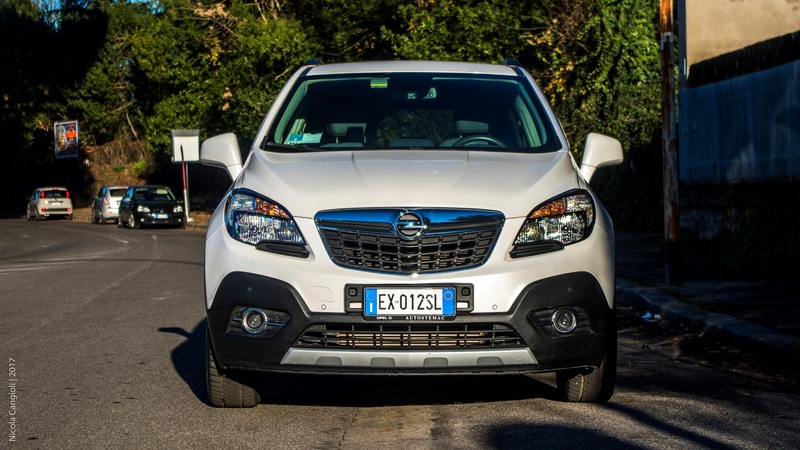 VENDO Opel Mokka 1.7 CDTI Cosmo 4x2 Automatica MY15 colore Bianco Snowflake Mokka_12