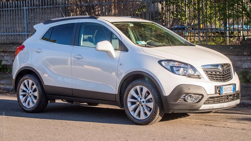 VENDO Opel Mokka 1.7 CDTI Cosmo 4x2 Automatica MY15 colore Bianco Snowflake Mokka_14