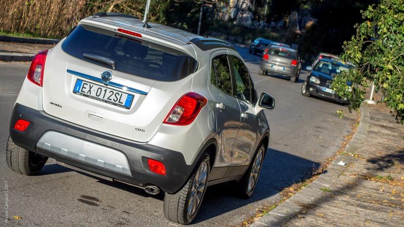 VENDO Opel Mokka 1.7 CDTI Cosmo 4x2 Automatica MY15 colore Bianco Snowflake Mokka_15
