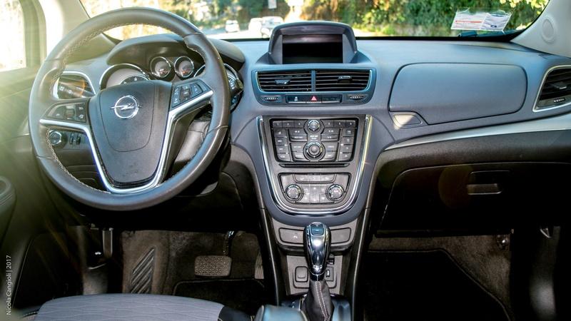 VENDO Opel Mokka 1.7 CDTI Cosmo 4x2 Automatica MY15 colore Bianco Snowflake Mokka_18