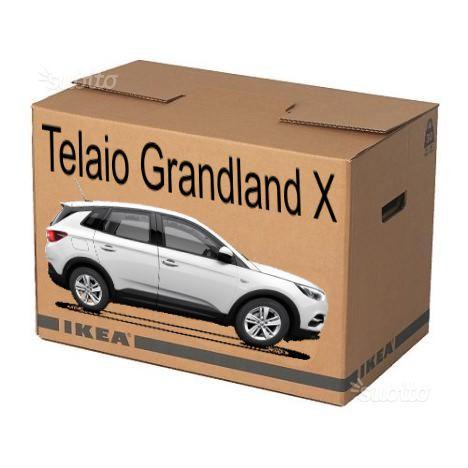 La Grandland X di Mauruczko Telaio10