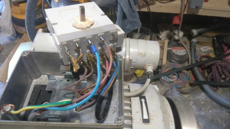 Modification moteur 380V triphasé en 220V Dsc_2411
