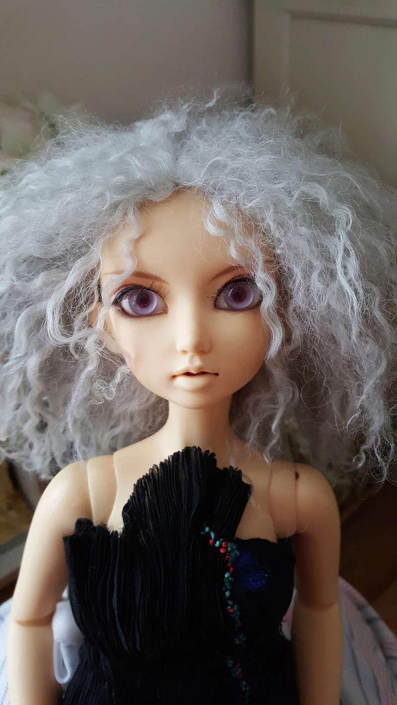 [Vente] BJD LUTS Soony (+ ses wigs / yeux / robe) 410