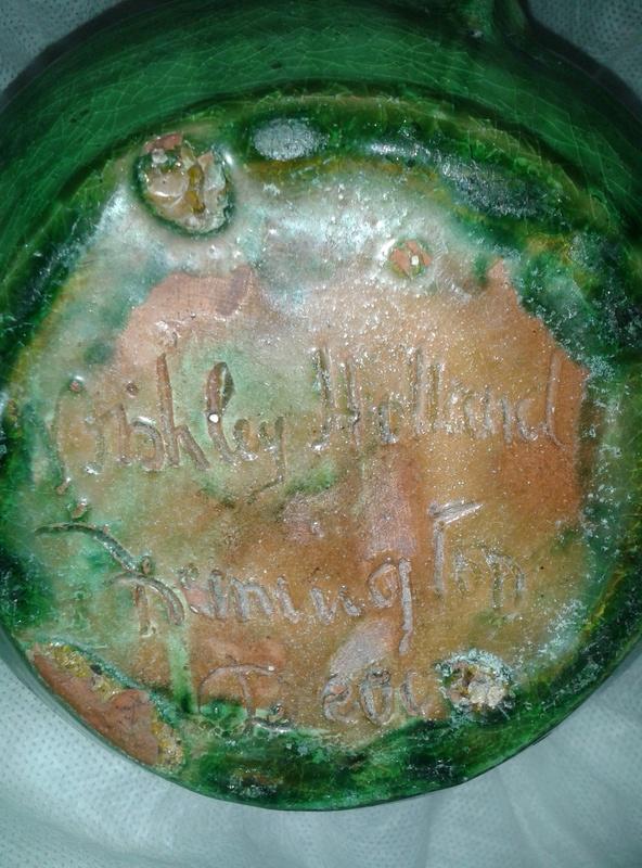 Fremington Pottery - the Fishley family 20171220