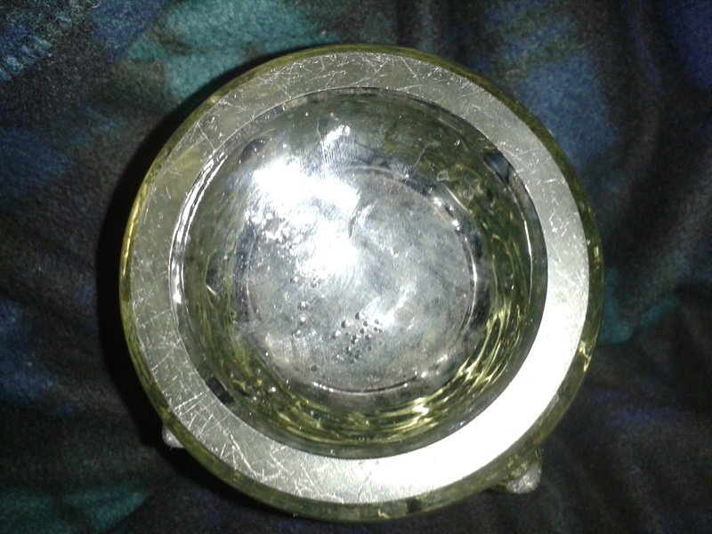 Spiky Clear Vase 20180117