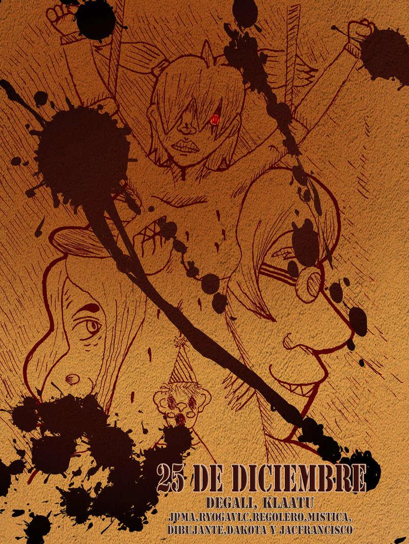 Intro - Teaser: 25 de diciembre Poster10